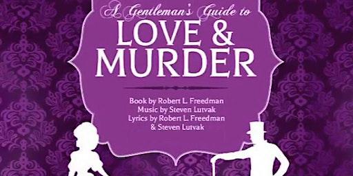 A Gentleman's Guide to Love & Murder - December 15th | 2:30 p.m.