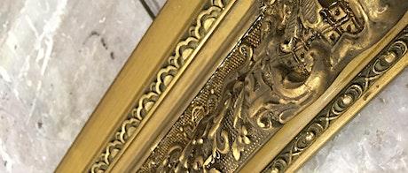 New York: Gold Leaf Restoration and Gilded Bevels tickets