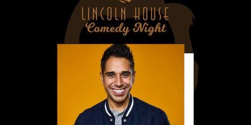 Lincoln House Comedy Night (Erik Rivera, Latif Tayour, Lorraine Lopez)