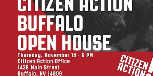 Citizen Action Open House