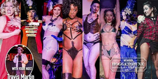 Mischievous Madams Burlesque Troupe - Garters & Garlands