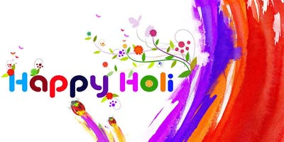 Holi Family Event