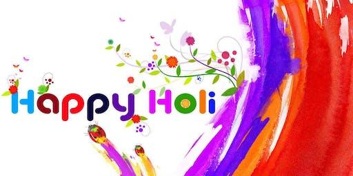 Holi Family Event