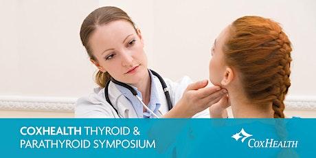 2020 CoxHealth Thyroid & Parathyroid Symposium tickets