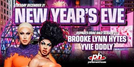 New Years Eve with YVIE ODDLY & BROOKE LYNN HYTES tickets
