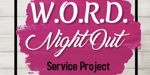 W.O.R.D. Service Project