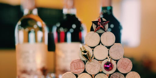 Cork Tree Making at Carpenter Creek Cellars