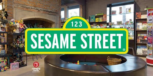 Sesame Street Celebration at Changing Hands Bookstore