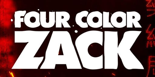 Four Color Zack at Tao Free Guestlist - 12/20/2019