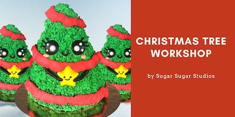 Cake Decorating: Christmas Tree Cake tickets
