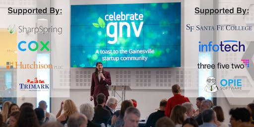 CelebrateGNV 2019 – in partnership with the Cox Business Startup Showcase