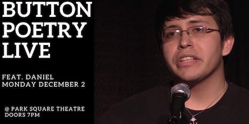 Button Poetry Live December: feat. Daniel!