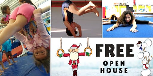 Free Open House- December