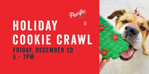 Holiday Cookie Crawl