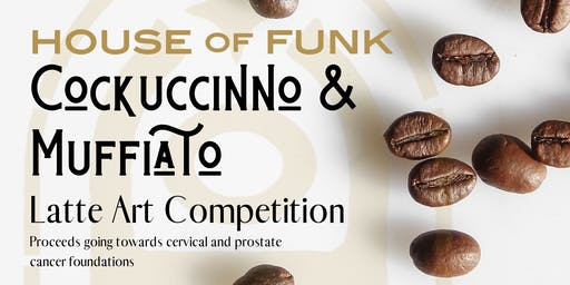 Cockuccino & Muffiato Latte Art Competition