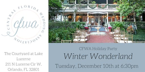 2019 Annual CFWA Holiday Party at Dr. Phillips House