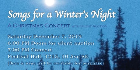 Blend Vocal - Songs For A Winter's Night tickets