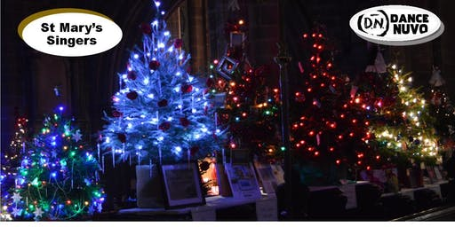 Christmas Tree Festival Night