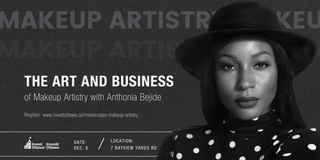 Masterclass: The Art and Business of Makeup Artistry tickets