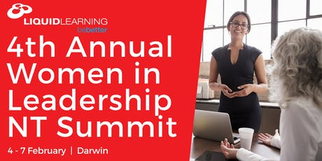 4th Annual Women in Leadership NT Summit tickets