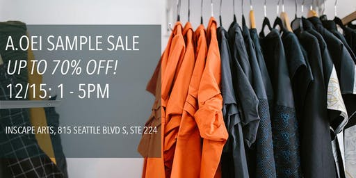 A.Oei Sample Sale