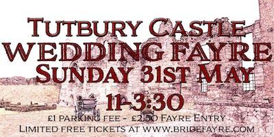 Tutbury Castle Early Summer Wedding Fayre