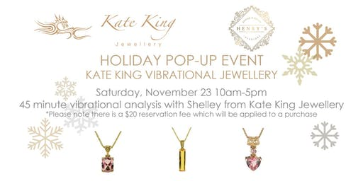 Holiday Pop-Up with Kate King Jewellery