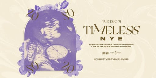 TIMELESS NYE AT TOWNHALL ABBOTSFORD