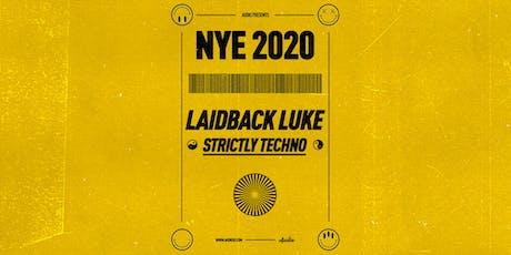 NYE 2020: Laidback Luke (Strictly Techno)