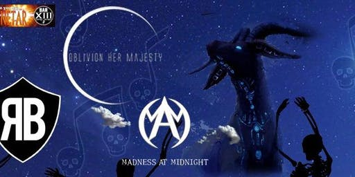 Madness At Midnight, Oblivion Her Majesty, Red Bullett