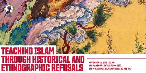 Teaching Islam through historical and ethnographic refusals