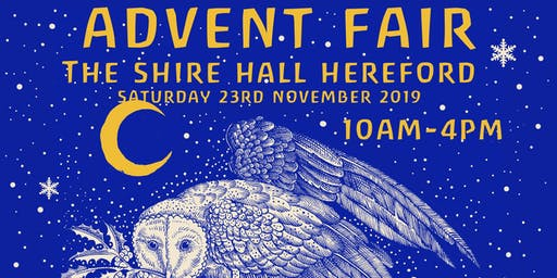 The Advent Fair by Hereford Steiner Academy at Shire Hall