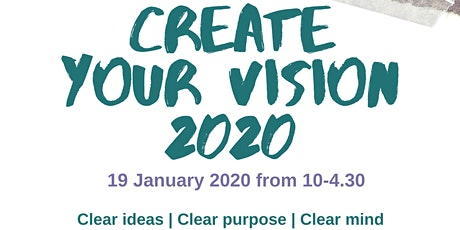 Create your Vision 2020! tickets