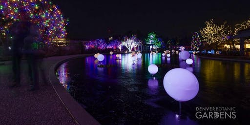 Free Self-Guided Tour at the Blossoms of Light