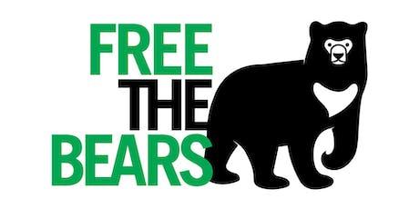 Free The Bears Movie Night Fundraiser tickets