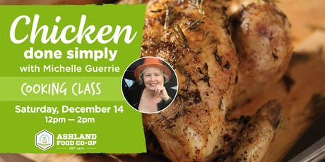 Chicken Done Simply tickets