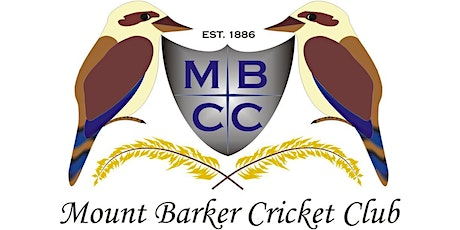 Mount Barker Cricket Club 2019/20 Presentation Night tickets