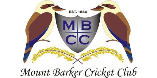 Mount Barker Cricket Club 2019/20 Presentation Night