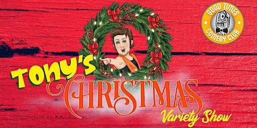 Tony's Christmas Variety Show