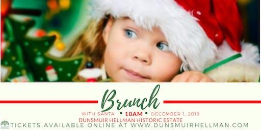 Santa's Brunch at the Dunsmuir Estate