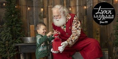 Santa Experience at Lynn Laumann Photography Studio on December 13, 2019