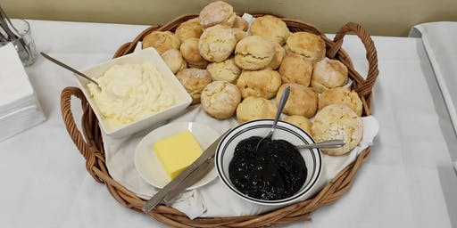 ALC Womens: Scones and Stories