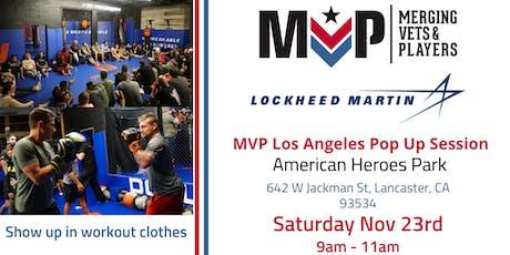 Lockheed Martin Pop Up Session tickets