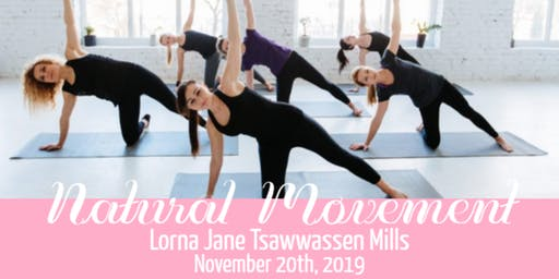 In-Store Move Event | Natural Movement Class Hosted by Club16