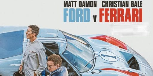 Ford v. Ferrari  Advanced Private screening Nov. 14th