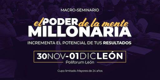 El Poder de la Mente Millonaria (León)