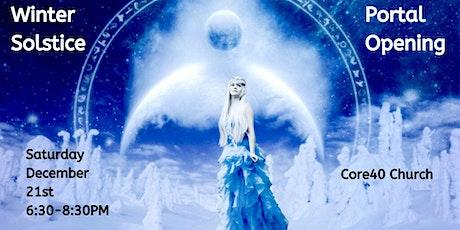 Winter Solstice Portal Opening tickets