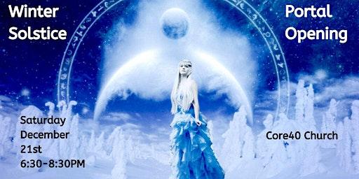 Winter Solstice Portal Opening