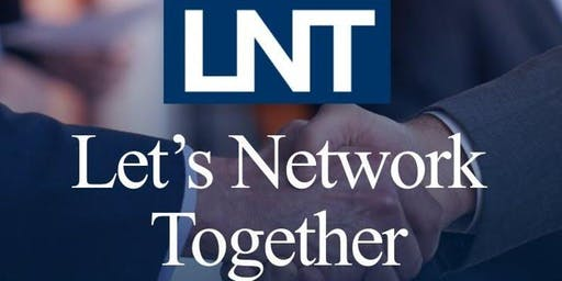 Let's Network Together- Networking Mixer