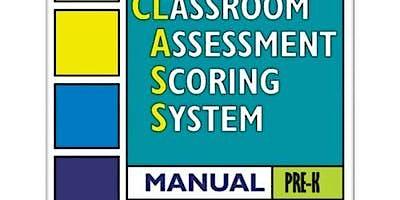 CLASS PreK Introduction Training